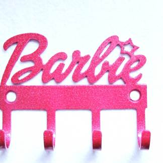 metal barbie wall hooks
