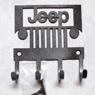 Metal Jeep Wall Hooks