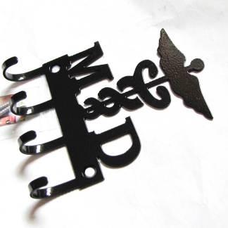 metal medical doctor wall hookls