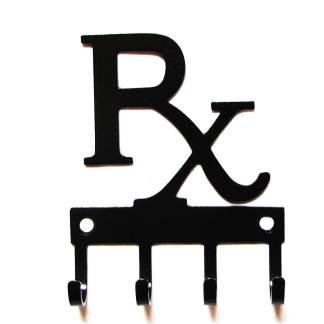 metal rx wall hooks