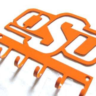 metal osu logo wall hooks, osu sign