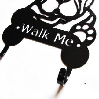 shar pei metal leash hooks leash holder