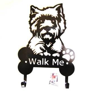 Yorkshire Terrier Yorkie Metal Leash Hooks