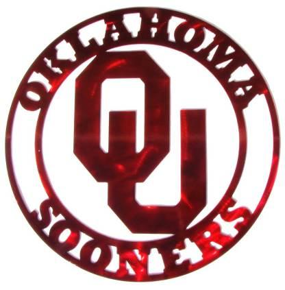 ou sign, university of oklahoma sign