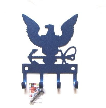 United States Navy Wall Hooks