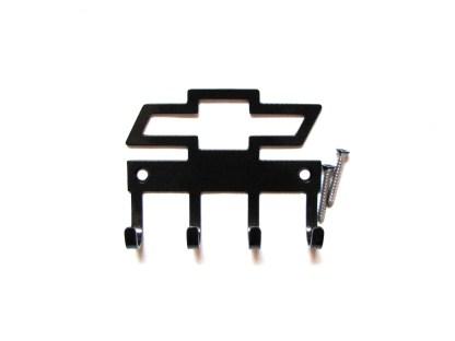 chevrolet metal wall hooks