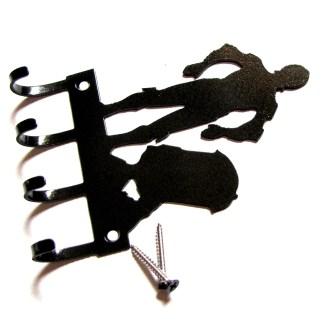 Metal r2d2 c3po wall hooks