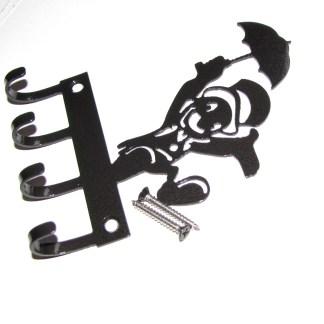 Jiminy wall hooks