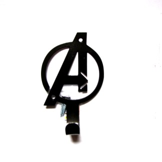 Metal Avengers Towel or Coat Hook