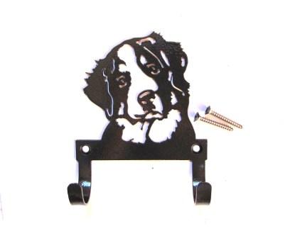 metal bernese leash holder leash hooks