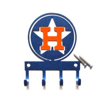 CUSTOM Houston Astros Wall Hooks