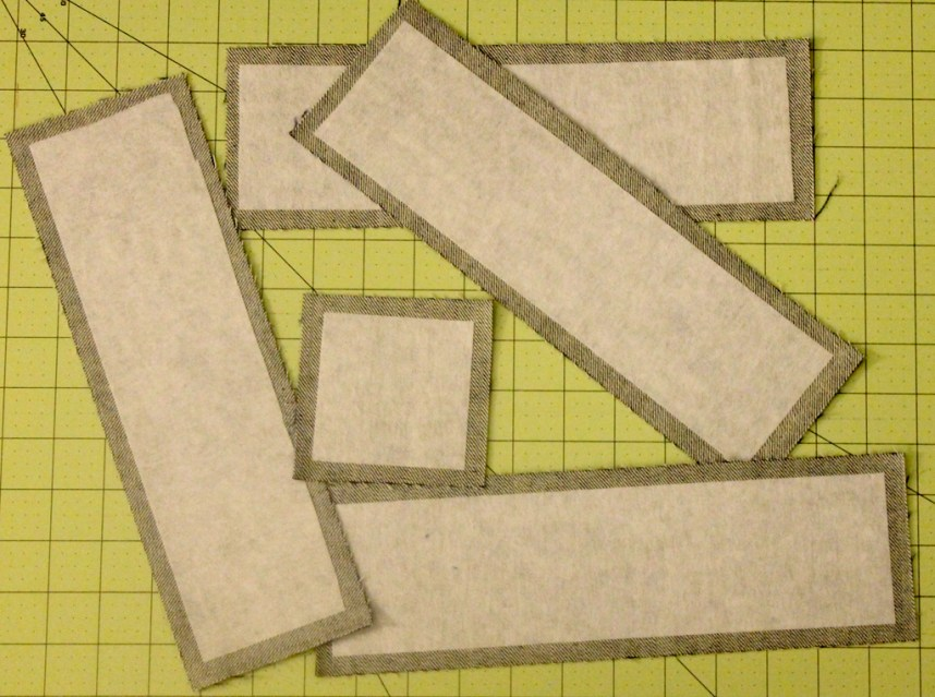 fusible interfaceing