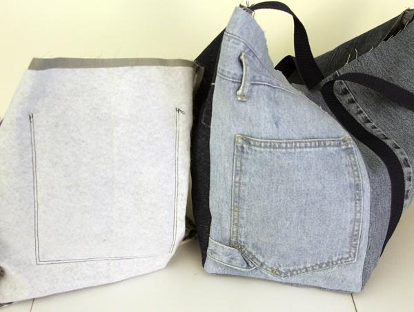 exterior shopping bag