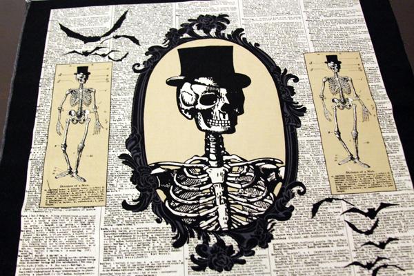 Mr. Bones Panel