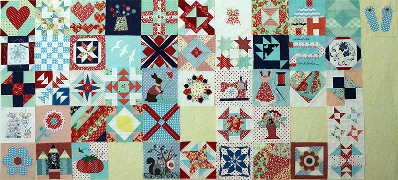 Splendid Sampler Week 16
