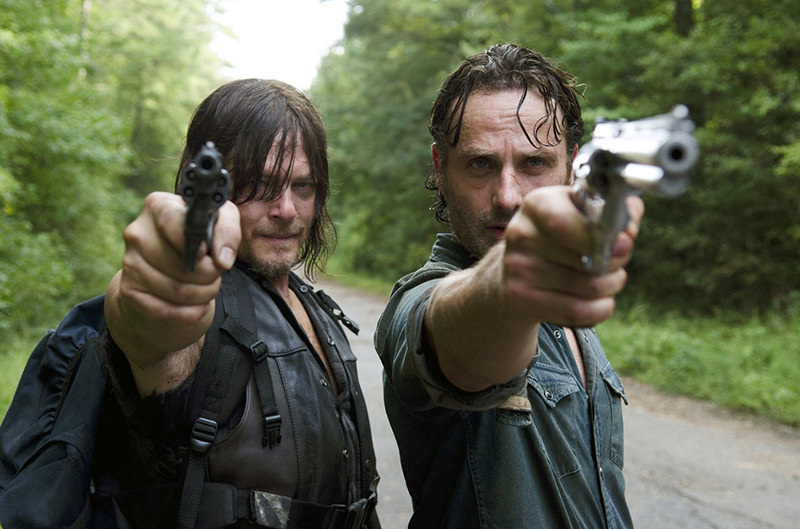 daryl and rick