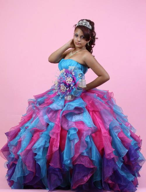 XV Dresses Designsbylerub