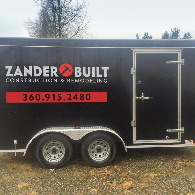Construction Trailer Design
