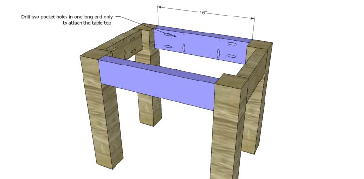 How To Build A Side Table - How to build a side table