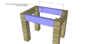 How to Build a Side Table 15