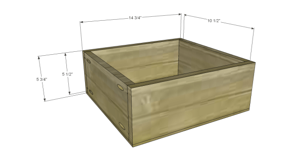 plans to build the Ames Chest 9