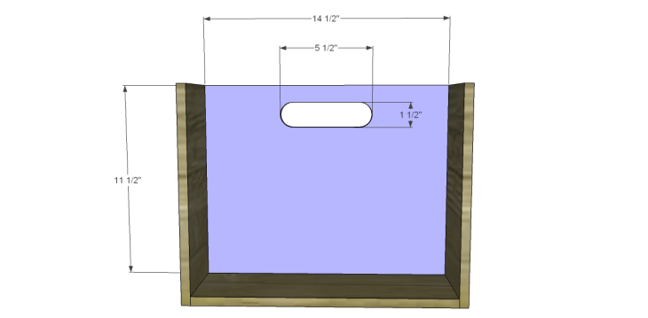 Plans to Build a Caddy Inspired by a Magazine Holder_Divider