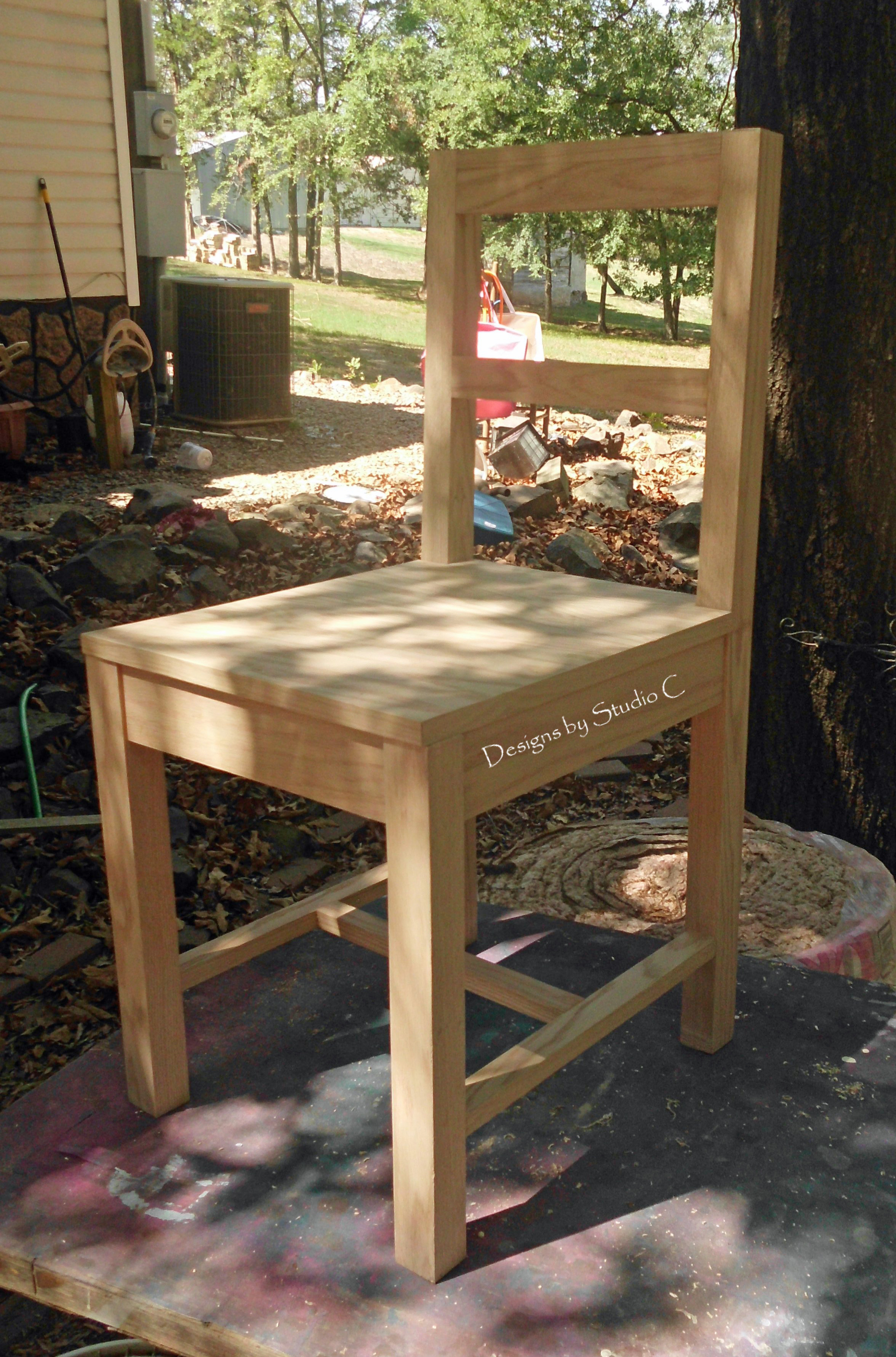 how to make a wooden chair bridal shower rental free furniture plans build desk