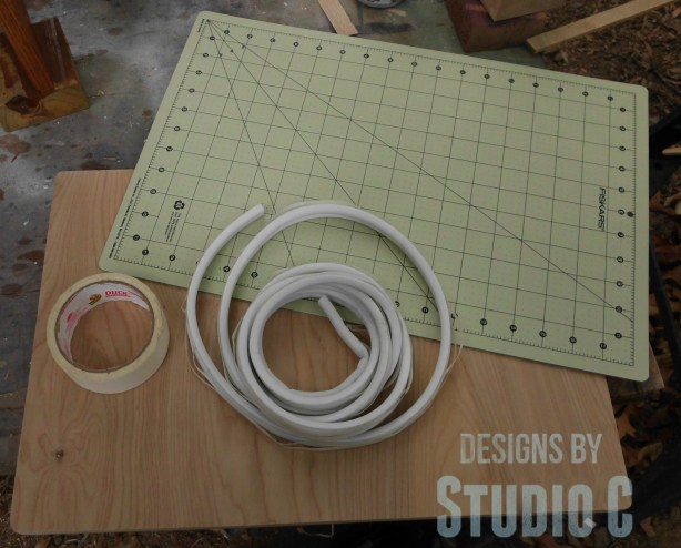 How to Mount a Self-Healing Mat to Plywood SANY1161 copy