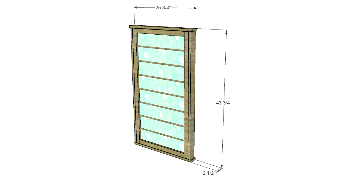 free plans to build a beadboard drying rack med rack
