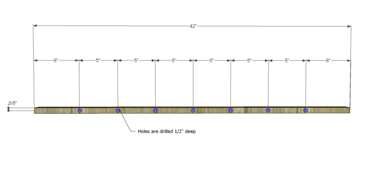 Free Plans to Build a Beadboard Drying Rack Med_Sides