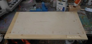 How to Salvage a Piece of Plywood Cut Too Short 1