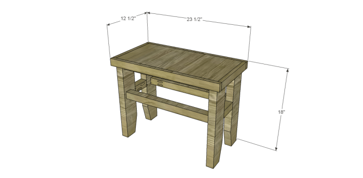 free plans build napa style inspired fair square benches