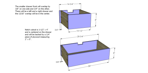 Free Plans to Build a CB2 Inspired Stash Chest_Drawer FB