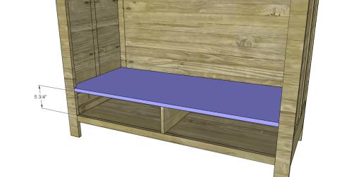 Free Plans to Build a 19th Century American Wardrobe_Shelf 2