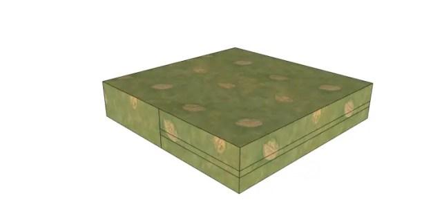 How to Make a Basic Box Cushion 6