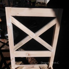 Diy Dining Room Chairs Plans 24 Hour Free To Build A Chair 2