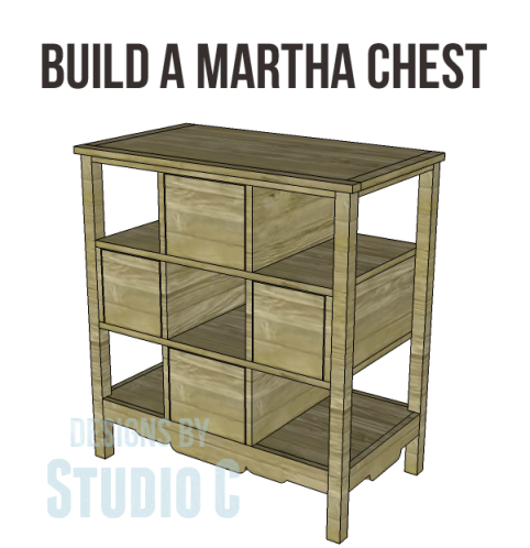 free plans to build a Joss & Main Inspired Martha Chest_Copy