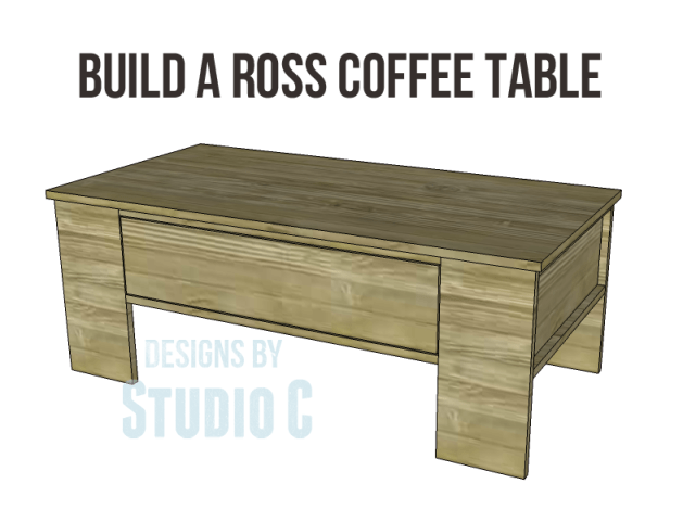 free plans to build a world market inspired ross coffee table _Copy