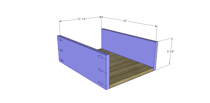 free plans to build a joss main inspired banyan coffee table_Drawer BS