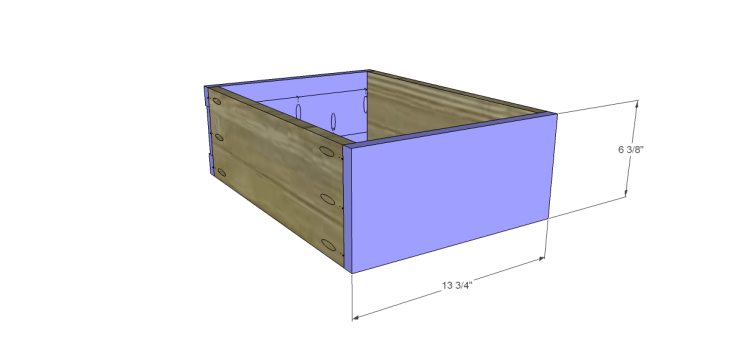 free plans to build a joss main inspired banyan coffee table_Drawer FB