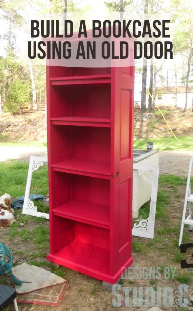 how to build a bookcase using an old door SANY2119 copy