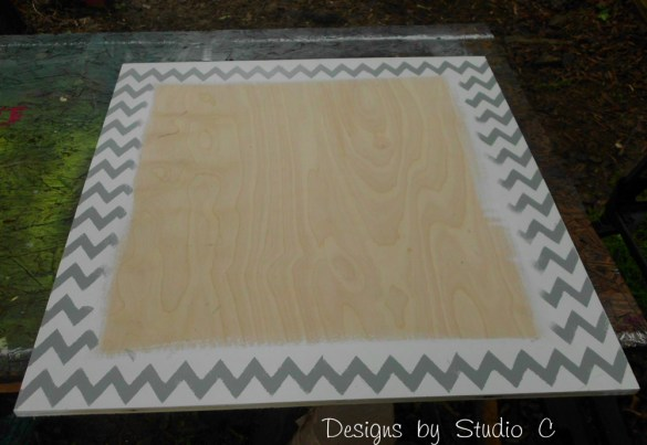 How to Make a Cork Board out of an Old Screen Door SANY2132
