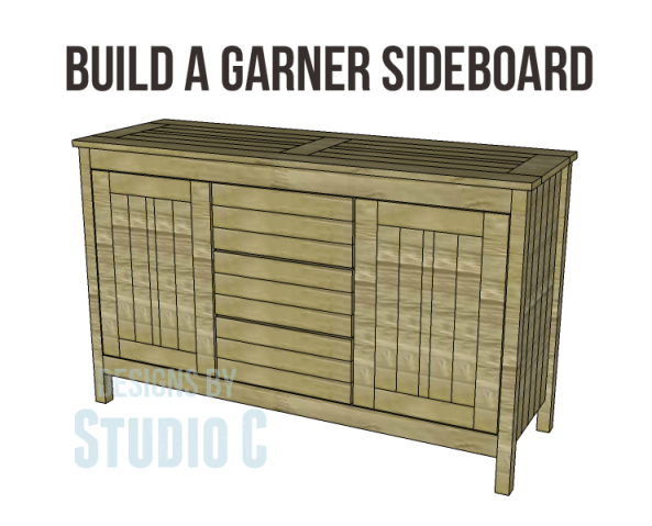 free plans to build a world market inspired garner sideboard_Copy