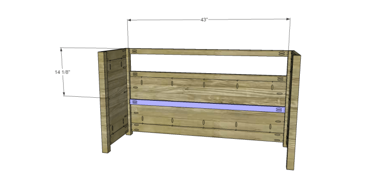 free plans to build a pier one inspired glenfield media stand_Shelf Support