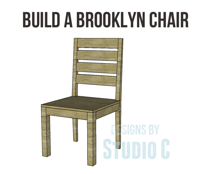 Free Plans To Build A Brooklyn Chair