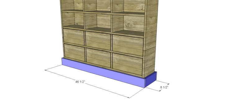 free DIY woodworking plans to build a Nantucket Chest_Trim