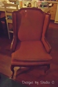 My Fantastic Chair Makeover SANY2211