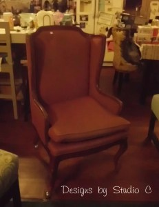 My Fantastic Chair Makeover SANY2212