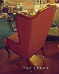 My Fantastic Chair Makeover SANY2213