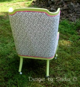My Fantastic Chair Makeover SANY2300